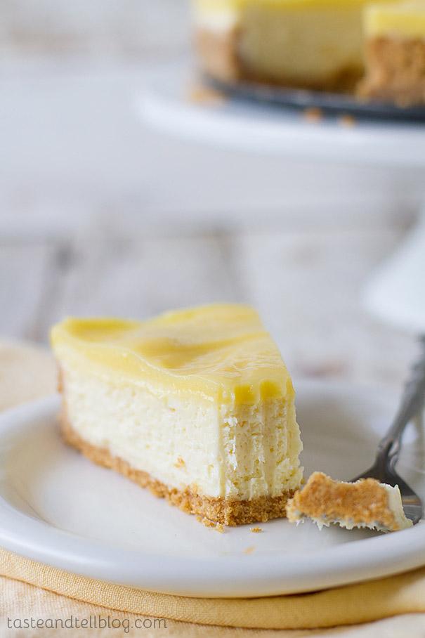 Lemon Cheesecake | 25+ Cheesecake Recipes