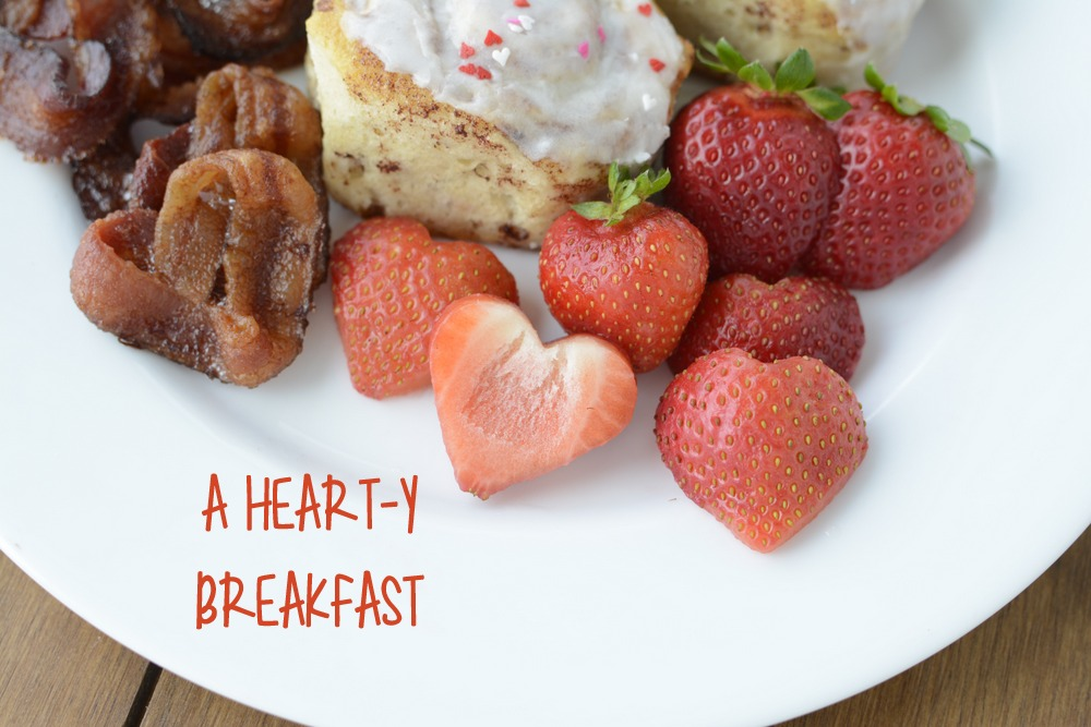 a heart-y breakfast for Valentines Day | NoBiggie.net