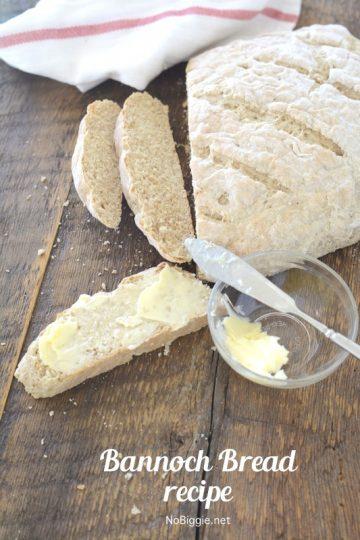 Bannoch Bread