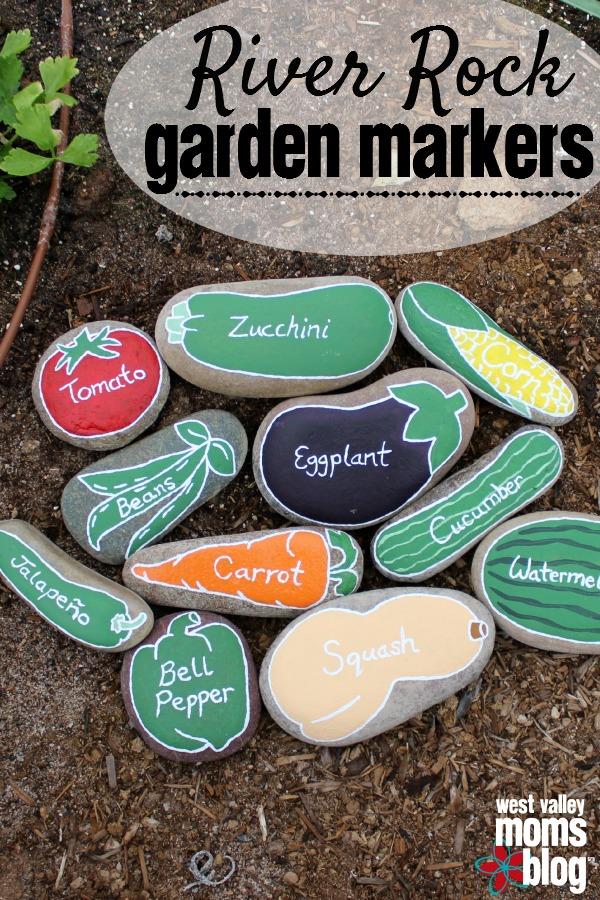 DIY garden Markers | 25+ Sharpie Crafts
