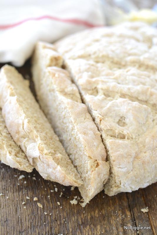 how to make bannoch bread recipe  NoBiggie.net