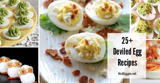 25+ deviled egg recipes | NoBiggie.net
