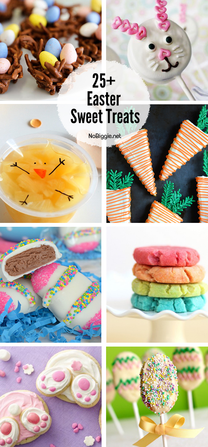 25+ Easter sweet treats | NoBiggie.net