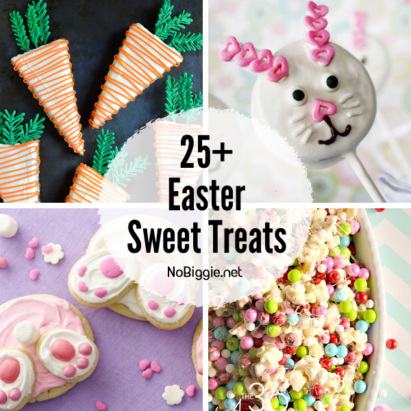 25+ Easter treat ideas | NoBiggie.net