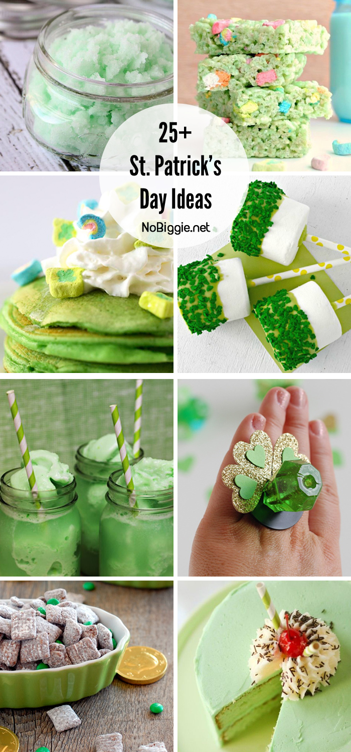 25 St Patricks Day Ideas