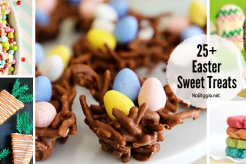 25+ Easter Sweet Treats