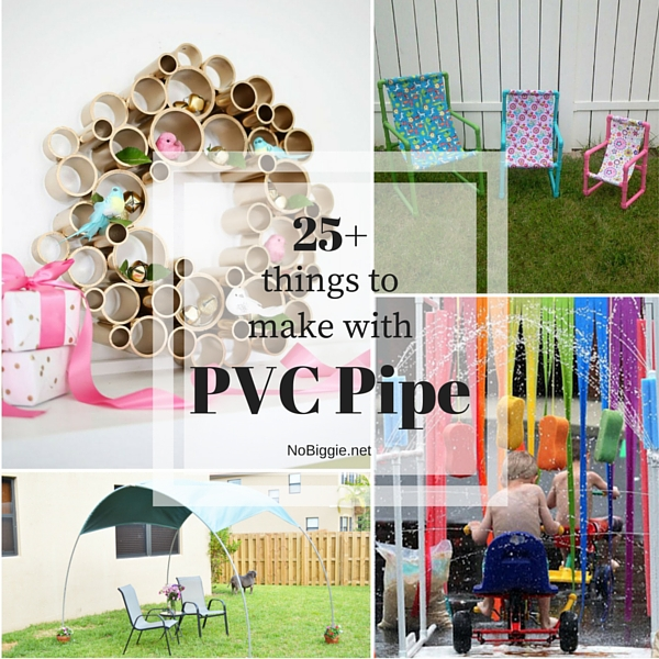25+ things to make with PVC Pipe | NoBiggie.net