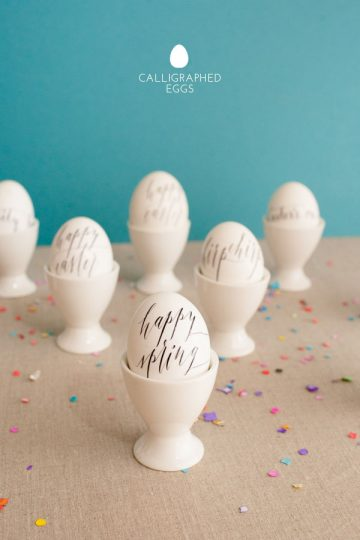 25+ MORE ways to decorate Easter Eggs
