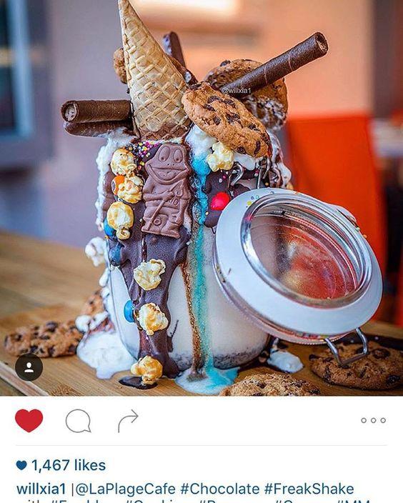 Cookie Shake   20+ Extreme Milkshakes