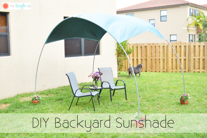 Pool Canopy Shade