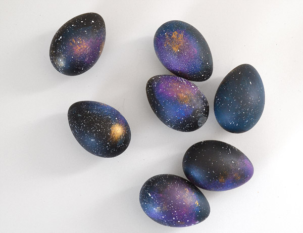 Galaxy Easter Eggs | 25+ MORE ways to decorate Easter Eggs