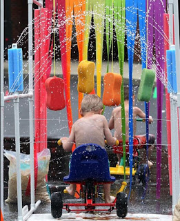 Kids PVC Car Wash | 25+ things to make with PVC Pipe