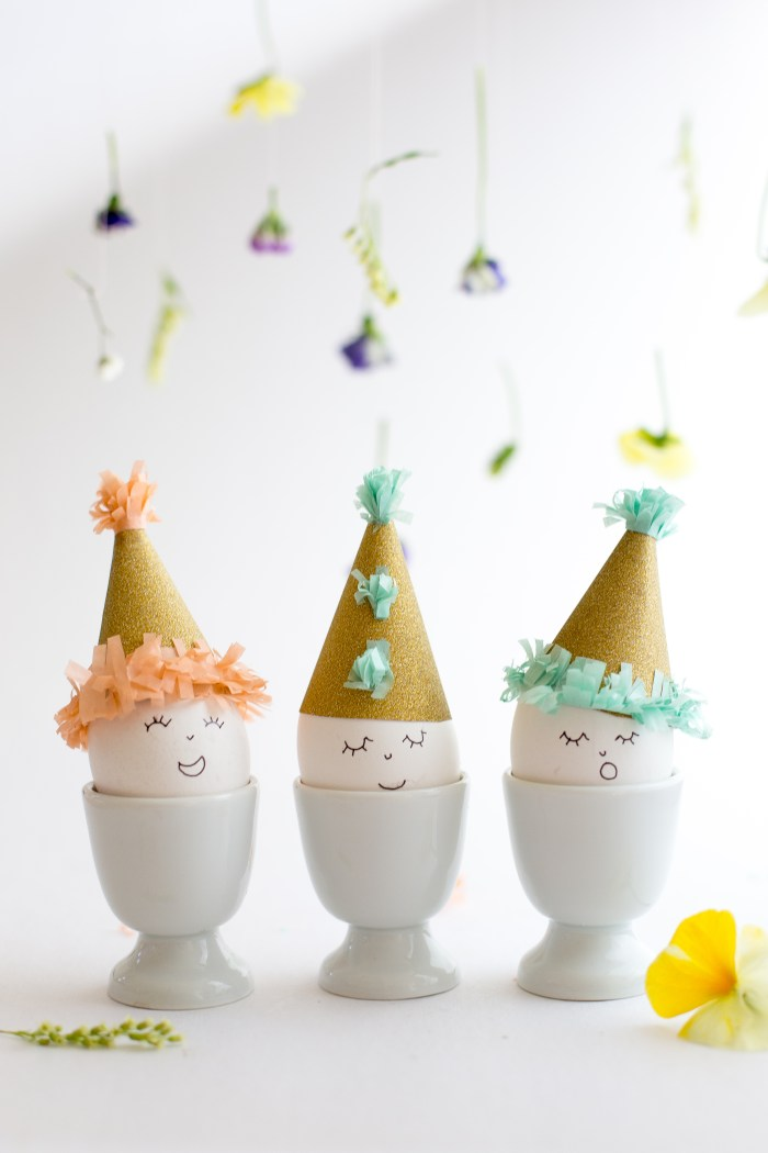 Party People Easter Eggs | 25+ MORE ways to decorate Easter Eggs