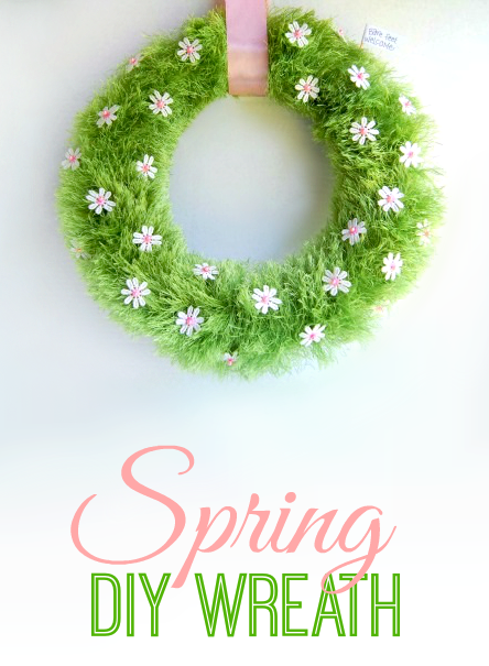 15 Pretty Spring Wreaths You Can DIY