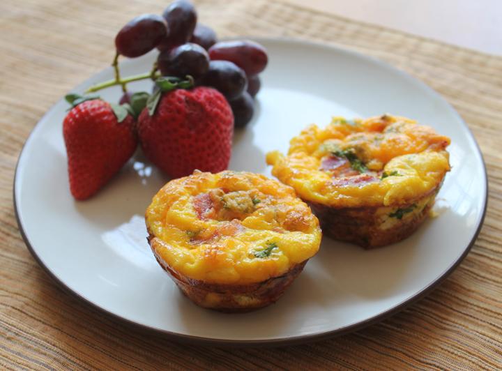 egg casserole muffins | 25+ Muffin tin recipes for kids