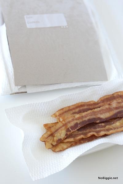 How to freeze bacon | NoBiggie.net