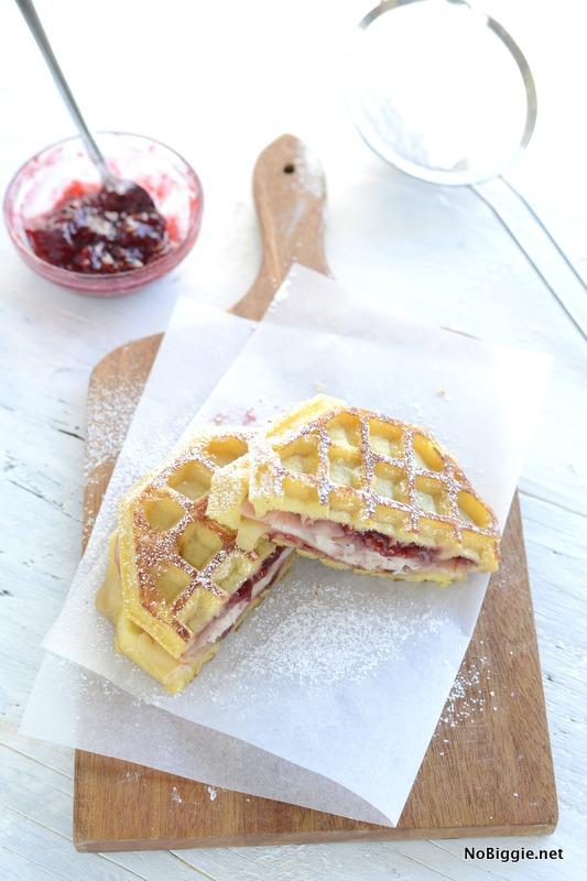 monte cristo sandwiches | NoBiggie.net