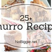 25+ Churro Recipes