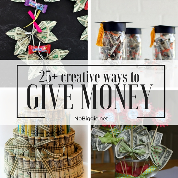Ways To Give Money As A Wedding Gift: 25+ Creative Ways To Give Money