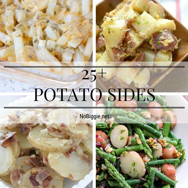 25+ Potato Sides | NoBiggie.net