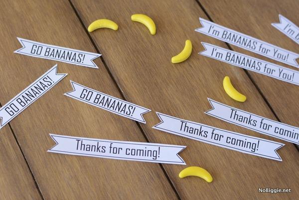 Bananas for you | NoBiggie.net