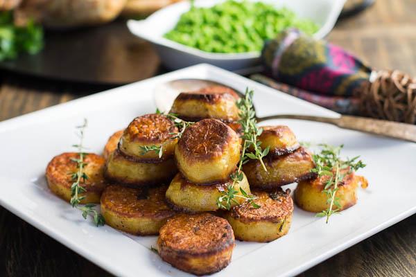 Melting Potatoes | 25+ Potato Side Dishes