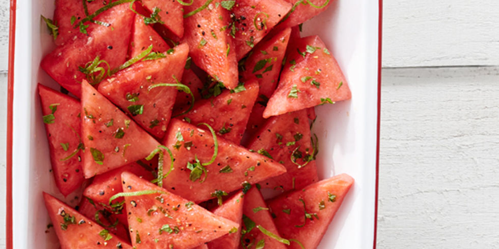 Mojito Watermelon | 25+ Watermelon recipes