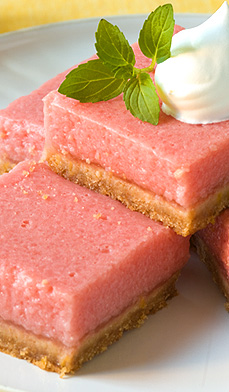 Mouth-watering Watermelon Bars | 25+ Watermelon recipes