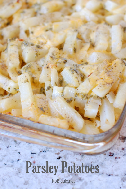 Parsley Potatoes | 25+ Potato Side Dishes