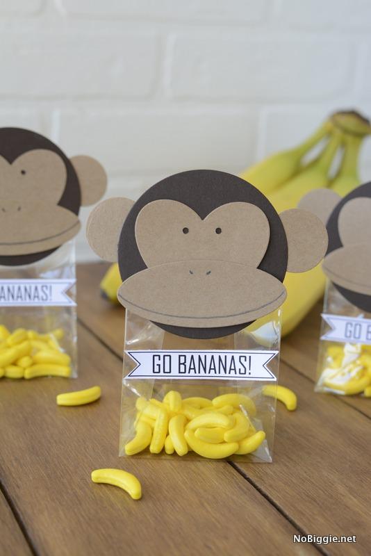 go bananas monkey party | NoBiggie.net