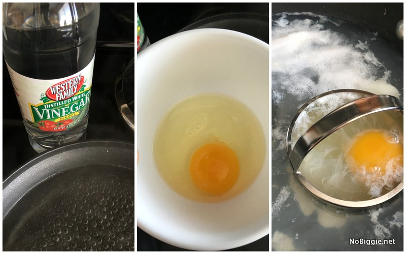Tips on how to poach an egg | NoBiggie.net