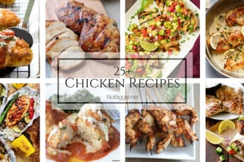 25+ Chicken Recipes
