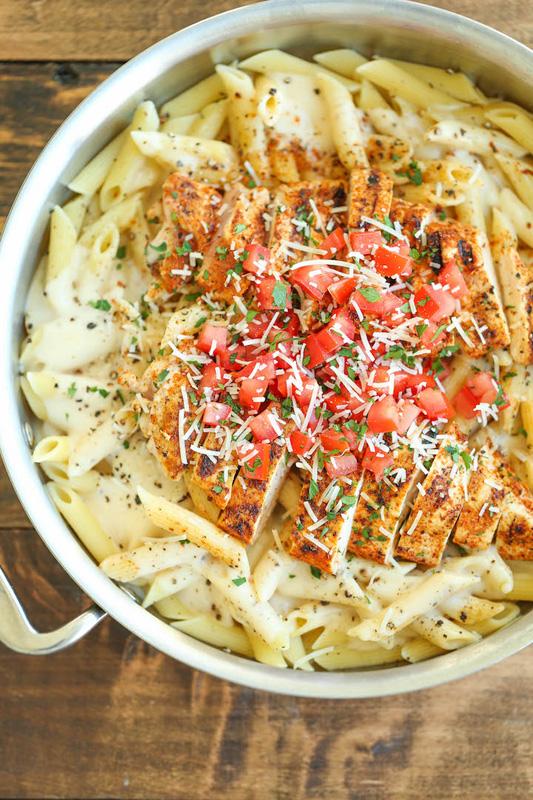 Cajun Chicken Pasta | 25+ Pasta Recipes