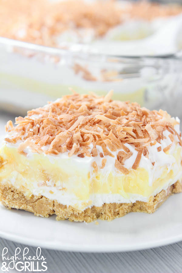 A Hevenly Coconut Cake