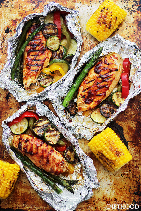 15 Quick and Easy Chicken Recipes and Chicken Meal Ideas