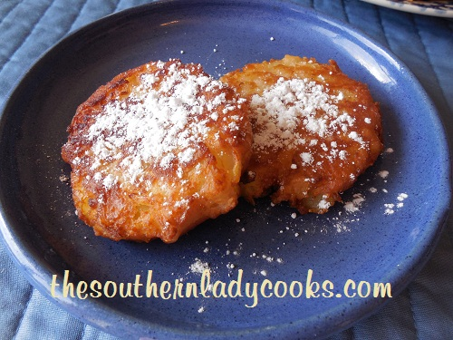 Pineapple Fritters   25+ Pineapple Recipes