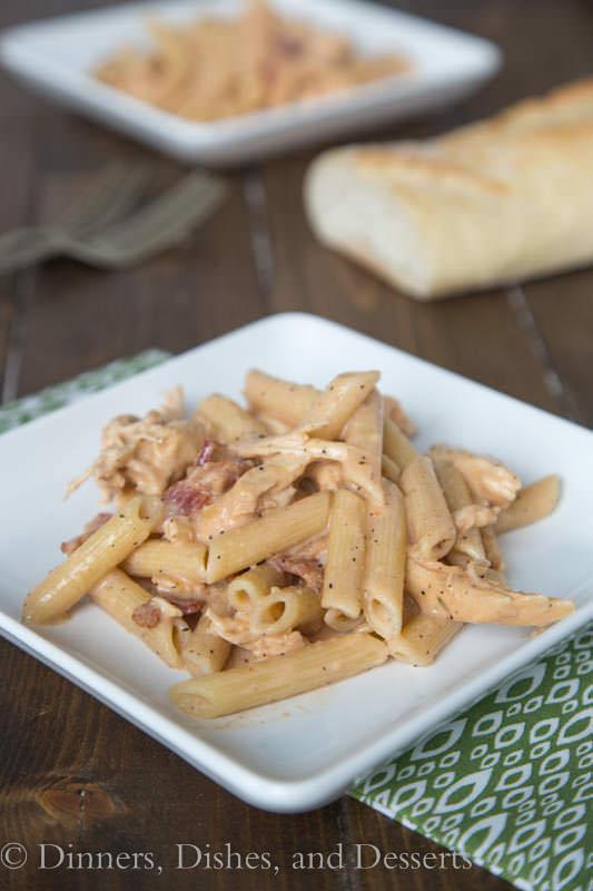 Smoky Garlic Chicken Pasta | 25+ Pasta Recipes