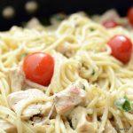 Summer Spaghetti | NoBiggie.net