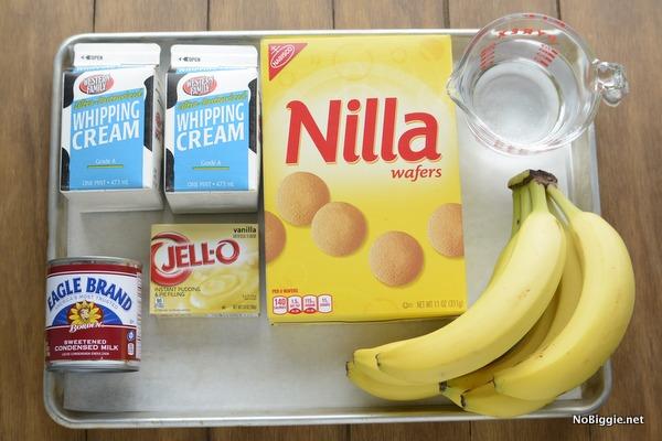 Magnolia Bakery Banana Pudding Nobiggie