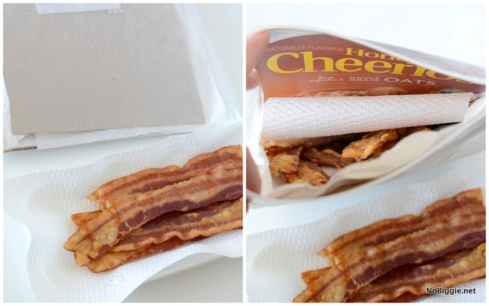how to freeze cooked bacon | NoBiggie.net
