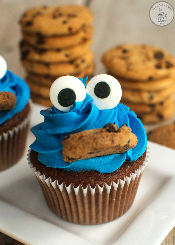 25 Cute Ways To Frost A Cupcake Nobiggie