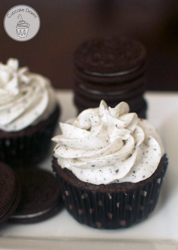 Oreo Cupcakes | 25+ Cupcake Frosting recipes