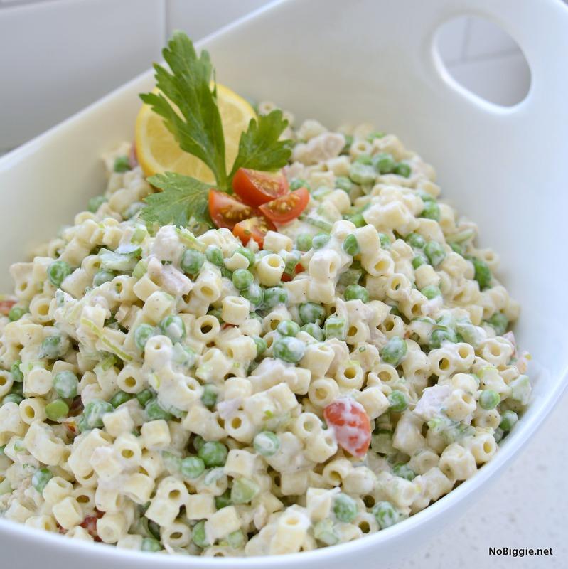 classic tuna pasta salad recipe | NoBiggie.net