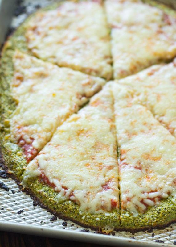 Broccoli Crust Pizza | 25+ Broccoli Recipes