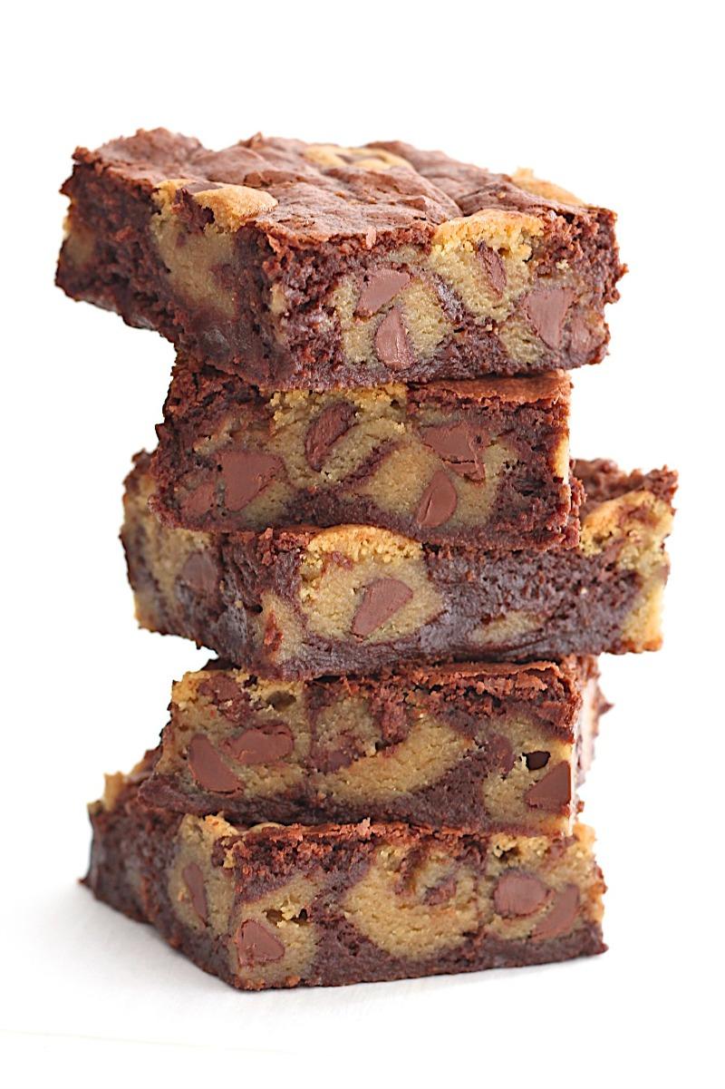Brookies | 25+ Brownie recipes
