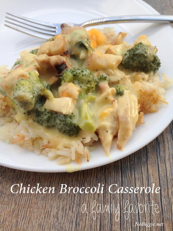 Chicken Broccoli Casserole | 25+ Broccoli Recipes