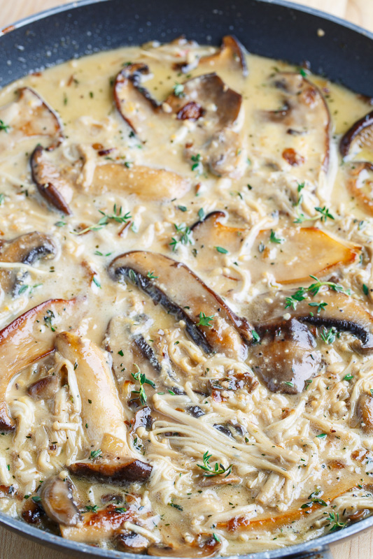 20 Tasty Mushroom Recipes to Get Cozy With