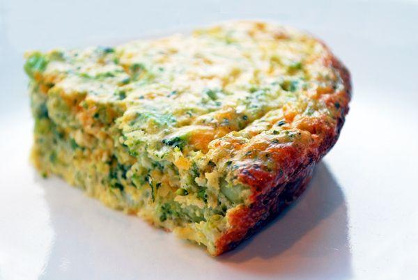 Crustless Quiche | 25+ Broccoli Recipes
