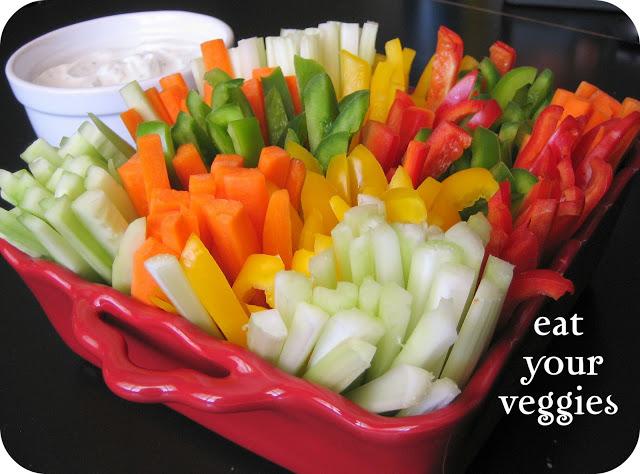 Eat Your Veggies | 20+ Cute Fruit & Veggie Trays