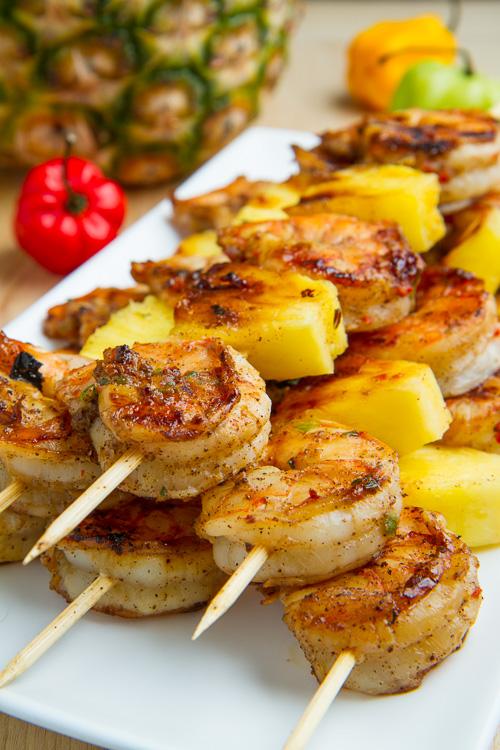 Grilled Shrimp Avocado Recipes